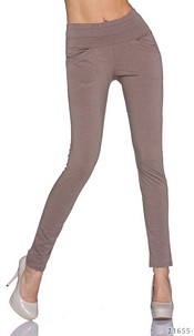 Leggings Brown
