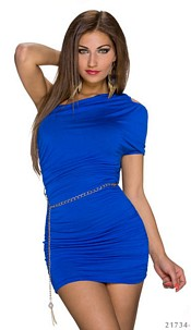 Minidress Royalblue