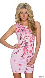 Minidress Mixed / Rose