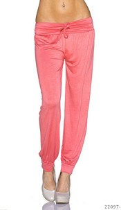 Joggingpants Coral
