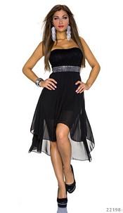 Mullet-Dress Black