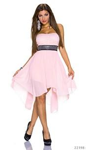 Mullet-Dress Pink