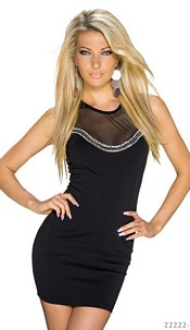 Minidress Black