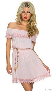 Minidress Pink