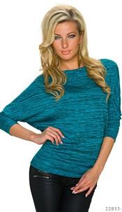 Mini Jurkje Turquoise-blauw