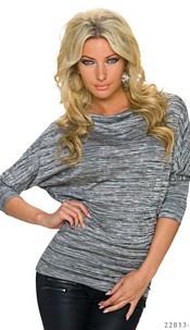 Minidress Gray