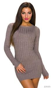 Long-Sleeved-Minidress Lightcinder