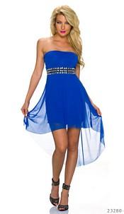 Mullet-Dress Royalblue