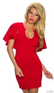 Minidress Red