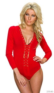 Body-Shirt Red