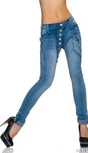 Jeans Indigo-Blue