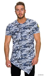 T-Shirt Grijs