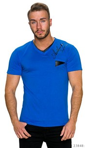 T-Shirt Royalblue