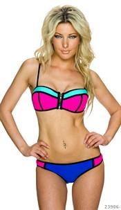 Bikini Mixed / Koningsblauw