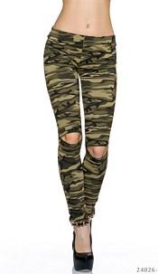 Leggings Camouflage