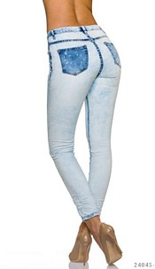 Jeans Ice-Blue