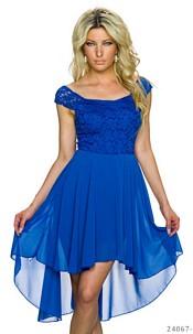 Mini-Dress Royalblue