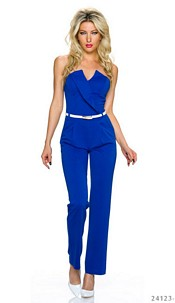 Jumpsuit Royalblue