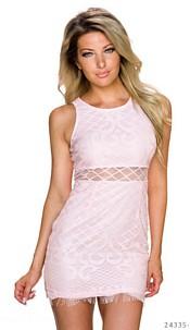 Mini-Dress Pink