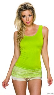 Long-Top Lime-Green