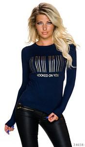 Pullover Dark-Blue