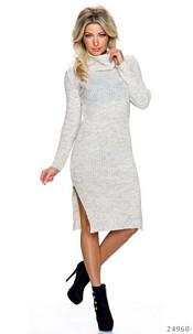 Maxi-Dress Cream