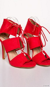 Plateau-pumps Red